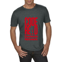 CodeREaD Mens Tri-blend Sports Tee Thumbnail