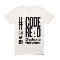 #CodeREaD Organic Men's Tee Thumbnail